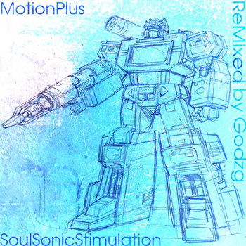 SoulSonicStimulation: According To GodzG cover art
