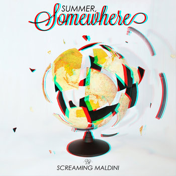 Summer, Somewhere cover art