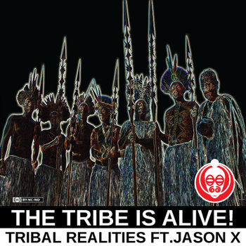 The Tribe Is Alive cover art