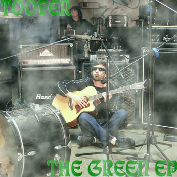 The Green EP cover art