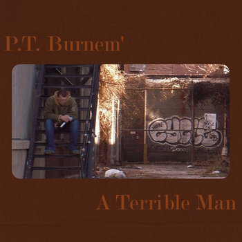A Terrible Man cover art