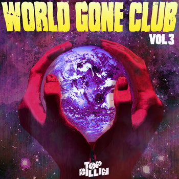 Word Gone Club Vol 3 cover art