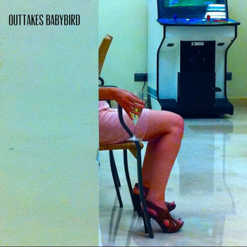 OUTTAKES cover art