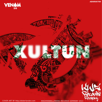 Xultun EP cover art