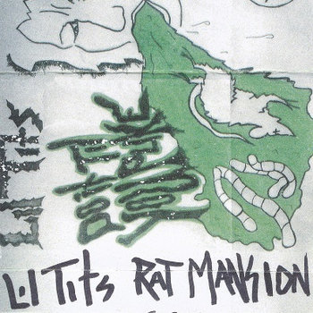 RAT MANSION // DO IT TIL YOU PUKE cover art