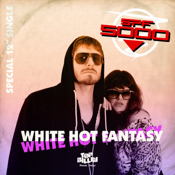White Hot Fantasy cover art