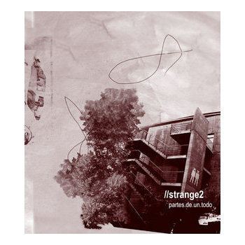STRANGE2 &quot;partes.de.un.todo&quot; cover art