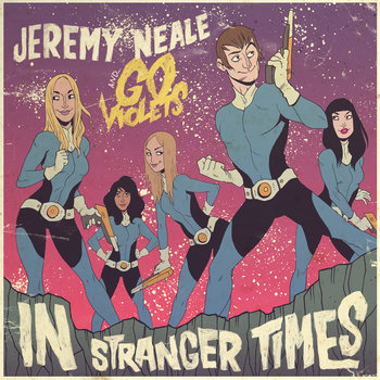 In Stranger Times Feat. Go Violets cover art