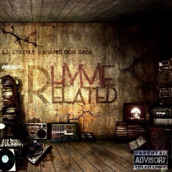 RHYME RELATED cover art