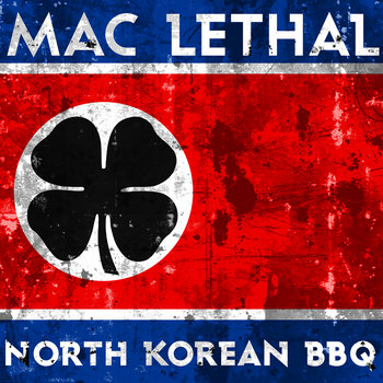 North Korean BBQ Mixtape cover art