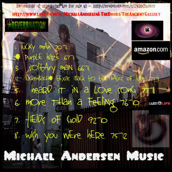 Michael Andersen Music cover art