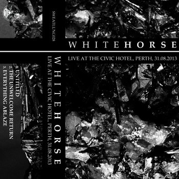 Whitehorse - Live at The Civic Hotel, Perth, 31​.​08​.​2013