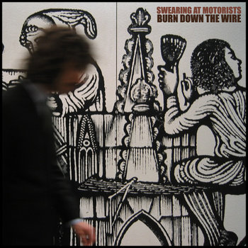 Burn Down The Wire cover art