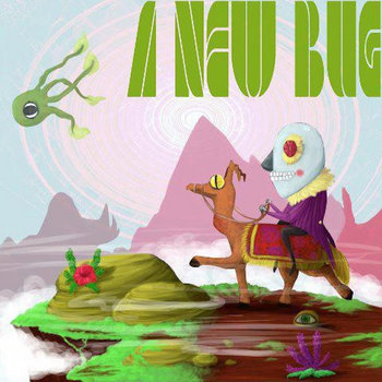 A New Bug cover art