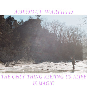 The Only Thing Keeping Us Alive Is Magic cover art