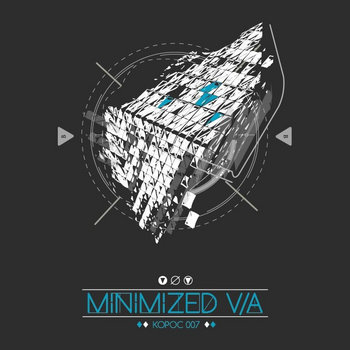 KPL007 - MINIMIZED E.P cover art