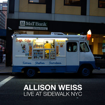 Live at Sidewalk NYC [FREE CD] cover art