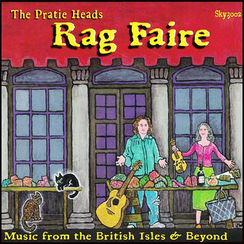 Rag Faire: Music from the British Isles and beyond cover art