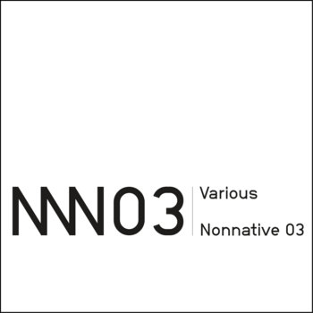 Various - Nonnative 03. SEMANTICA NNN 03 cover art