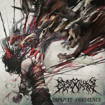 Implicit Obedience cover art