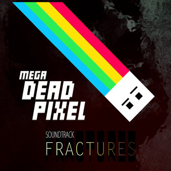 Mega Dead Pixel Soundtrack cover art