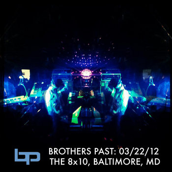 3/22/12 - The 8x10 - Baltimore, MD cover art