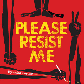 Please Resist Me cover art