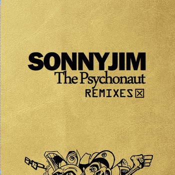 The Psychonaut Remixes LP cover art