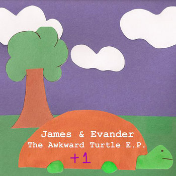 The Awkward Turtle E.P. +1 cover art