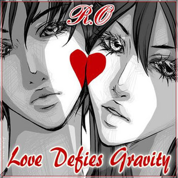 LOVE DEFIES GRAVITY cover art