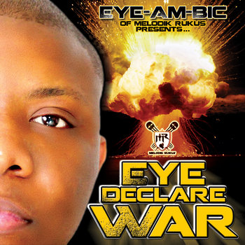 Eye Declare War cover art