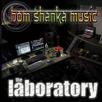 The Laboratory - V.A. (Bom Shanka Music) cover art