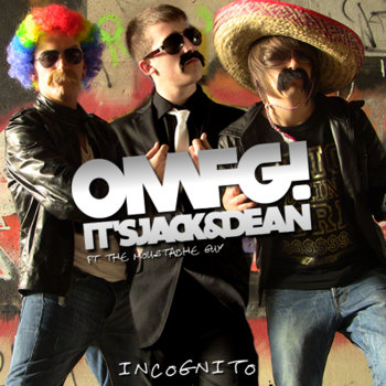 Incognito (ft. The Moustache Guy) cover art