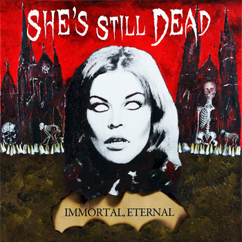 Immortal, Eternal cover art