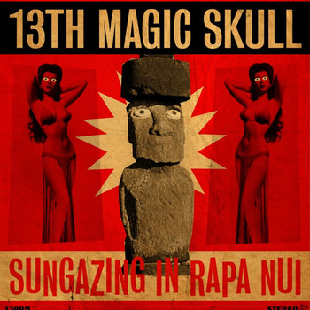 Sungazing in Rapa Nui cover art