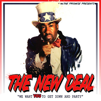 The Promise &quot;The New Deal&quot; cover art