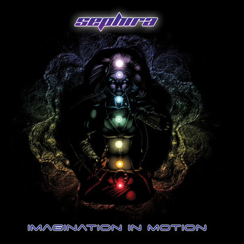 Imagination In Motion cover art