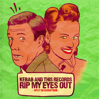 Split Cd Acoustique w/ Rip My Eyes Out cover art
