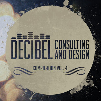 Decibel Compilation Vol. 4 cover art
