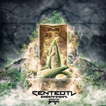 CENTEOTL V.A. cover art