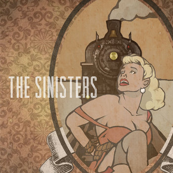 The Sinisters cover art