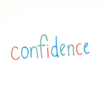 confidence cover art