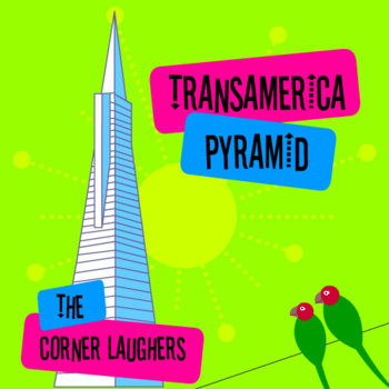 Transamerica Pyramid Single cover art