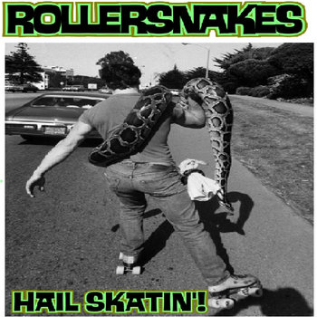 Hail Skatin' cover art
