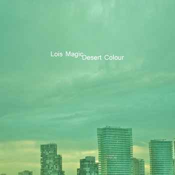 Desert Colour cover art