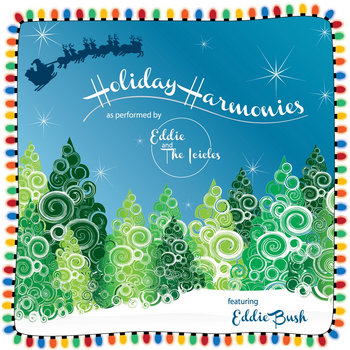 Holiday Harmonies cover art