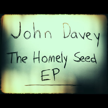 The Homely Seed EP cover art