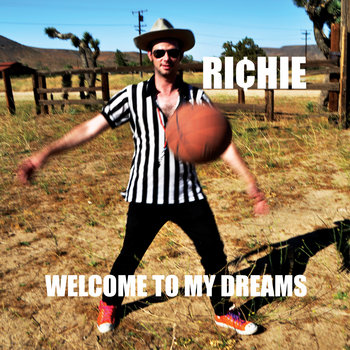 WELCOME TO MY DREAMS cover art