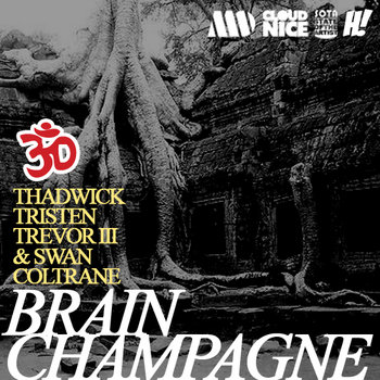 Brain Champagne (Single) cover art