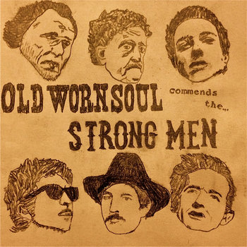 Strong Men EP cover art